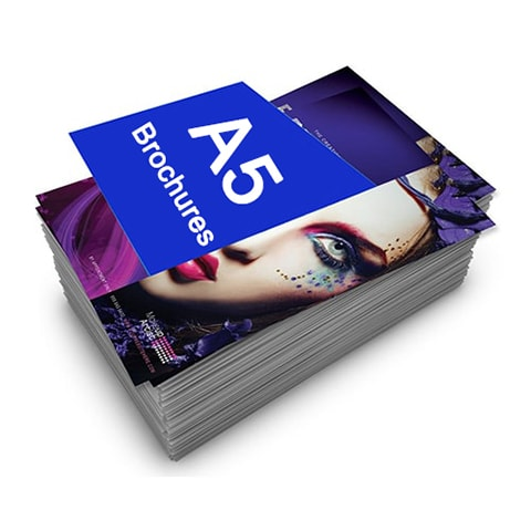 A5 Printing Singapore Brochure
